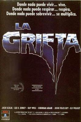 La Grieta (1990) – Juan Piquer Simón